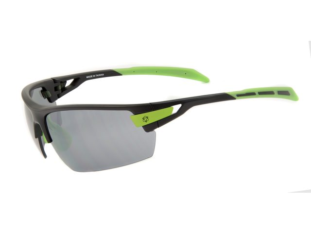 AGU Foss solbrille Sort/grøn - 279,00 | Glasses