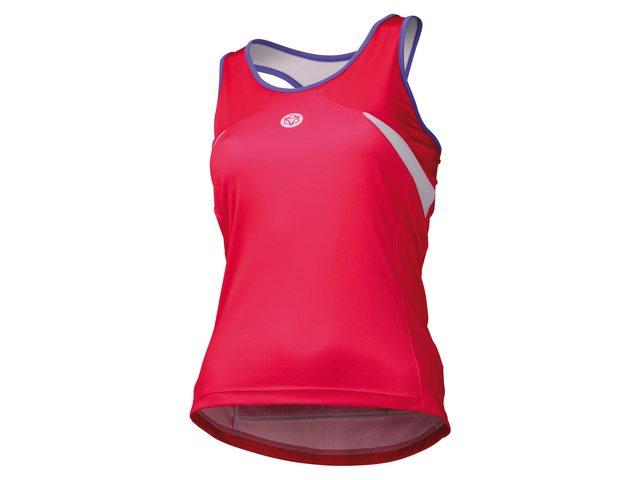 AGU Milena Singlet top kvinde pink   Jerseys