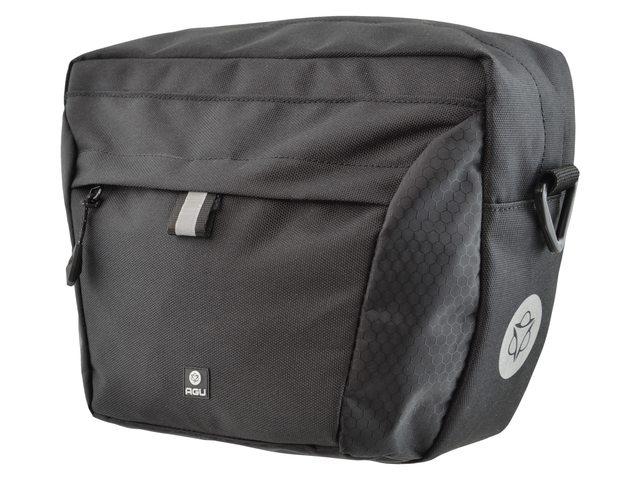 AGU Performance DWR 7L styrtaske sort med klickfix - 369,00 | Handlebar bags