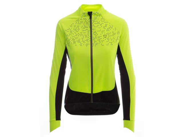 AGU Pro Wind jakke til kvinder Hivis gul | Jakker