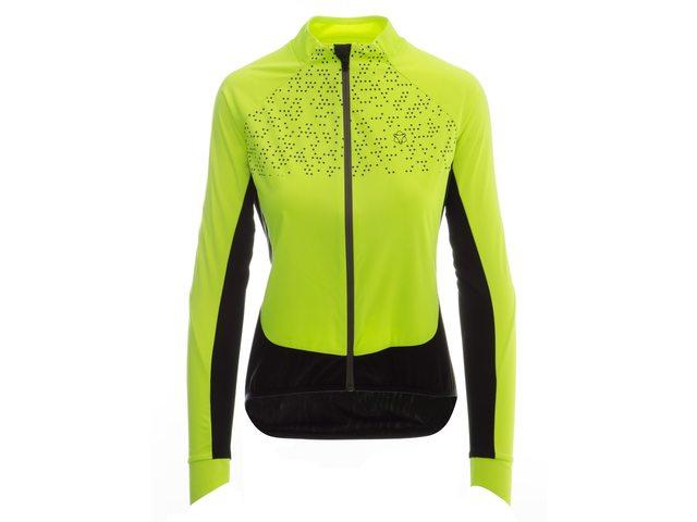 AGU Pro Wind jakke til kvinder Hivis gul | Jackets