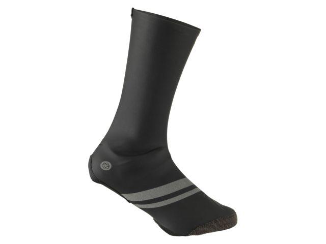 AGU Raceday skoovertræk sort | Skoovertræk