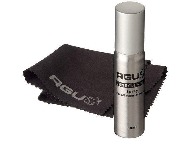 AGU brillerens med mikrofiber klud
