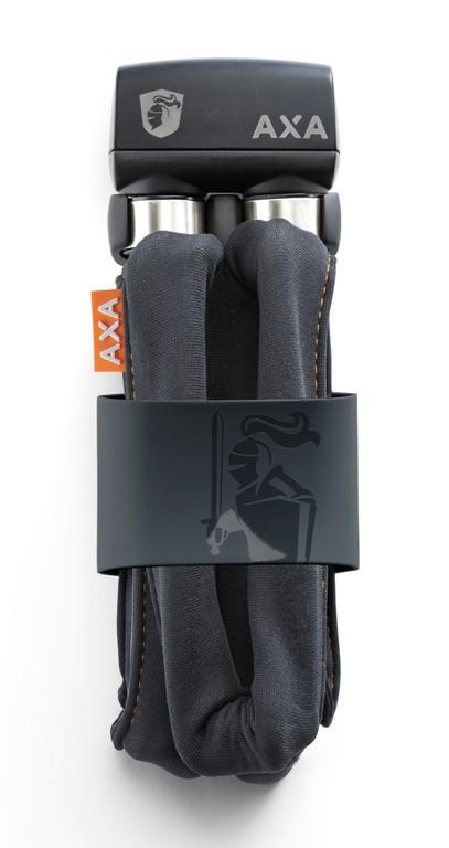 AXA Foldelås 1000 sort 105 cm 10 mm | Combo Lock