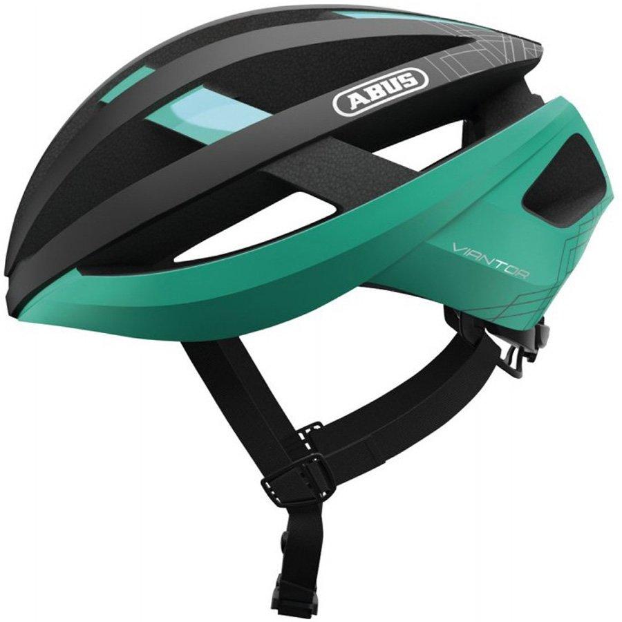 Rørig Abus Viantor celeste grøn cykelhjelm - 649,00 : Cykelgear.dk MA-85