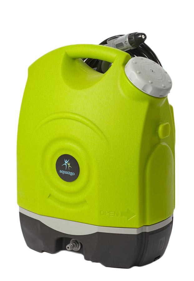 Aqua2Go batteridrevet højtryksrenser