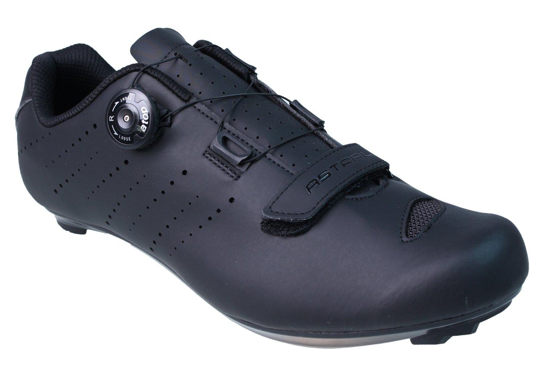 Astral Black Edition Racer sko med Drejespænde