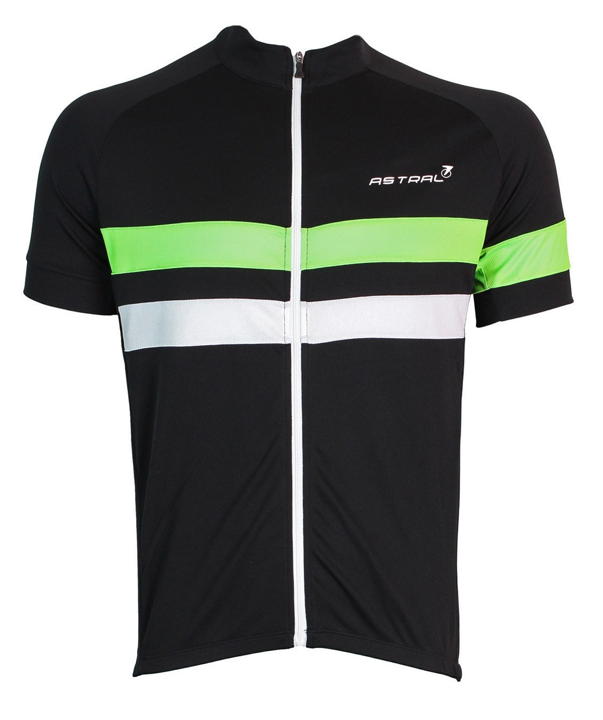 Astral Tirreno jersey sort/grøn