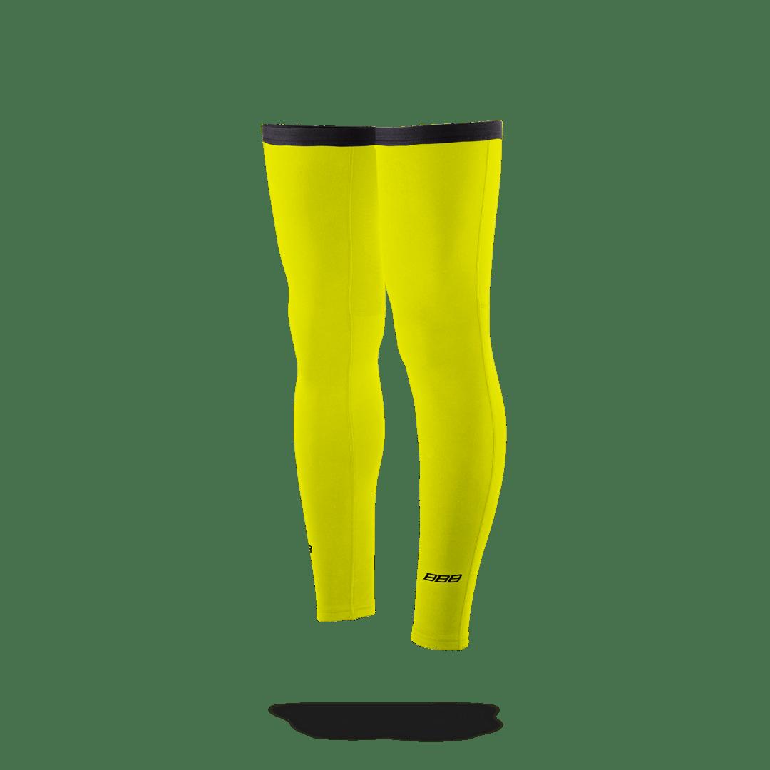 BBB Comfortlegs benvarmere fluo/gul   Warmers