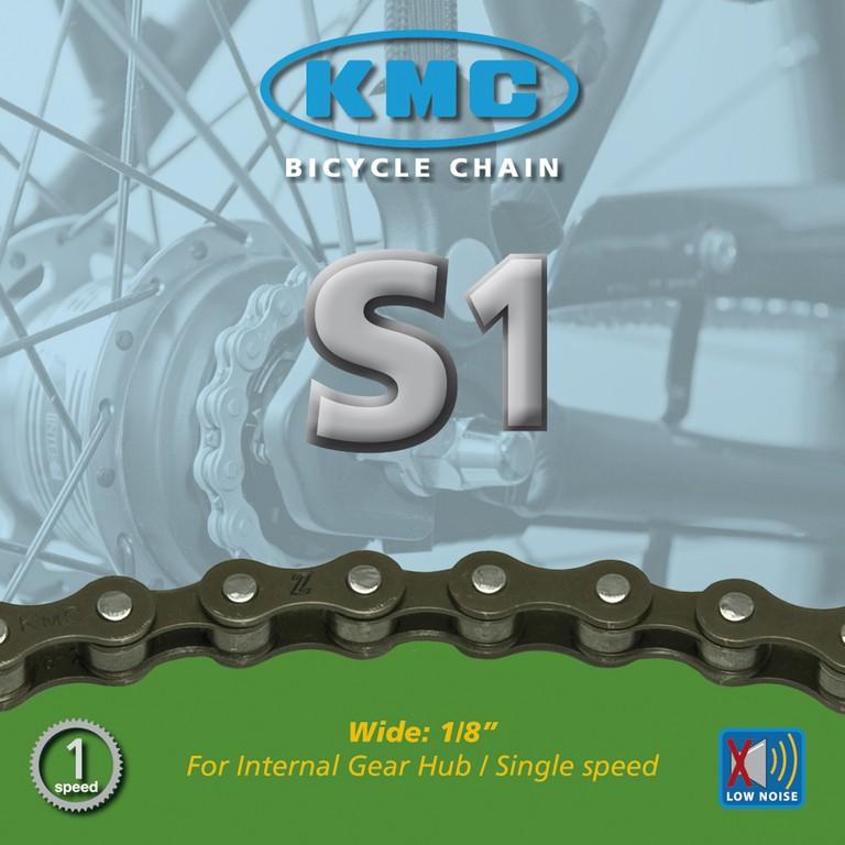 kmc - S1 kæde indvendige gear