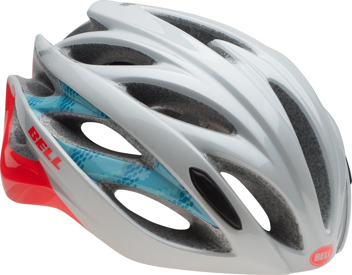 Bell Endeavour Cykelhjelm hvid/rød