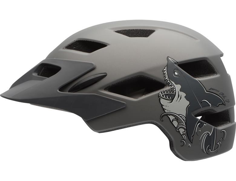 Bell Sidetrack Shark grå 47-54 cm | Helmets