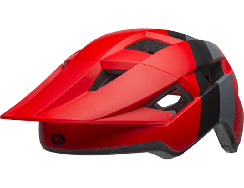 Bell Spark Mat Crimson (Rød/sort) MIPS | Hjelme