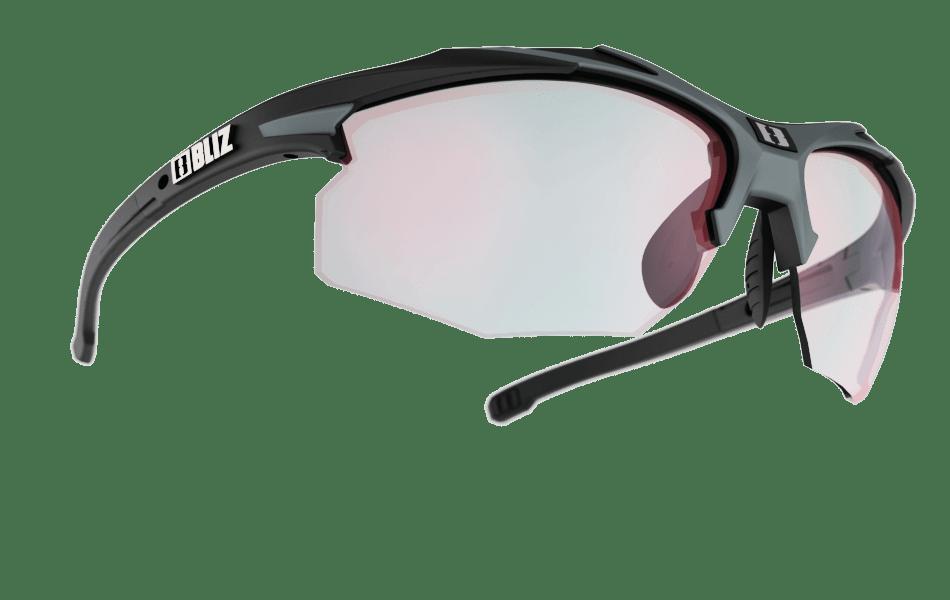 Bliz Hybrid ULS Smallface Cykelbriller Mat Sort Fotokromisk | Glasses