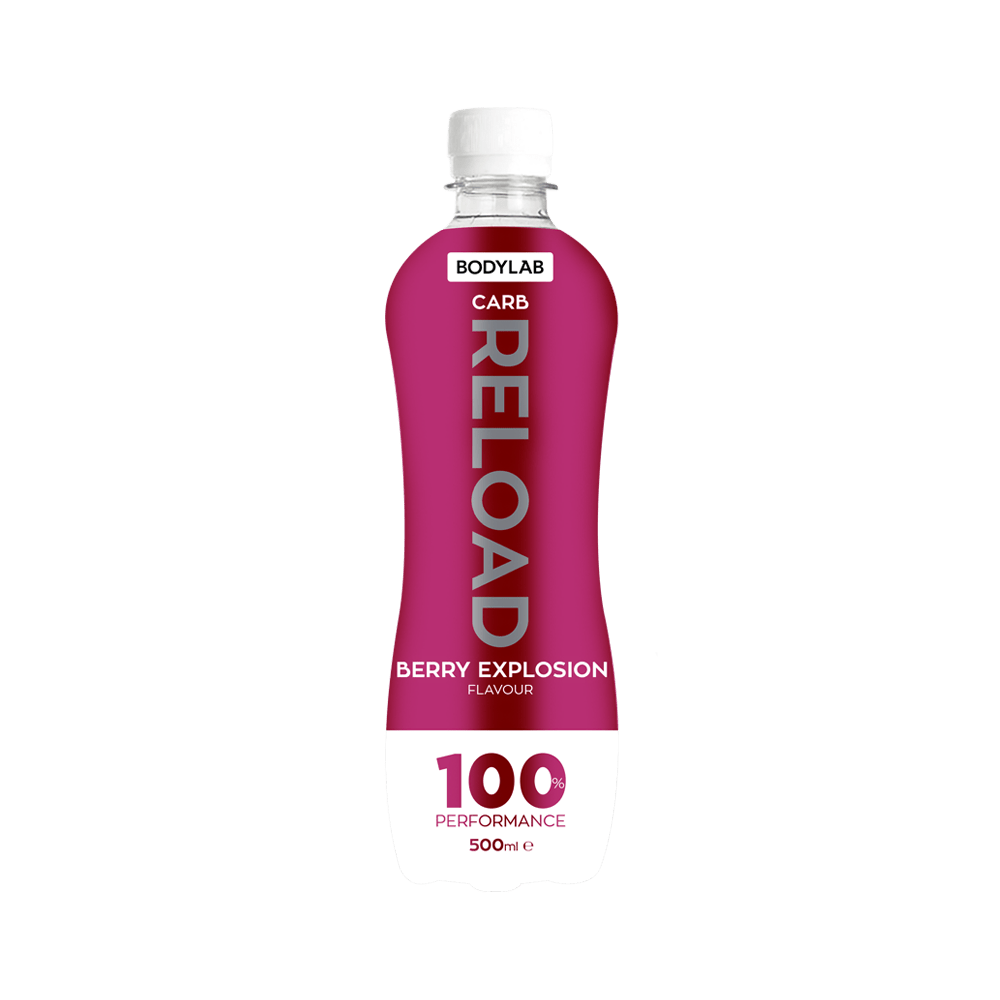 Bodylab Carb Reload Berry Explotion 500 ml