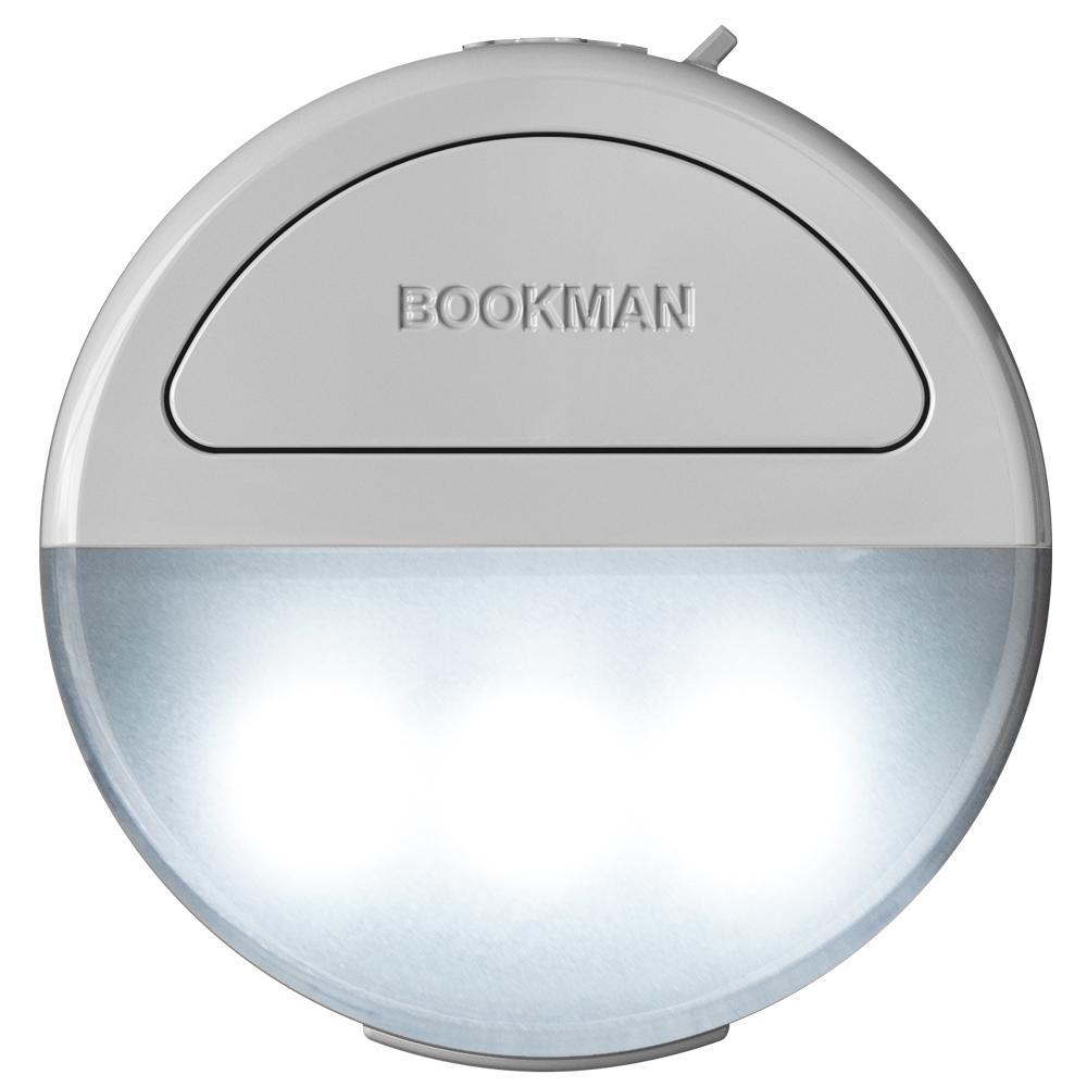 Bookman Eclipse Lygte grå | Light Set