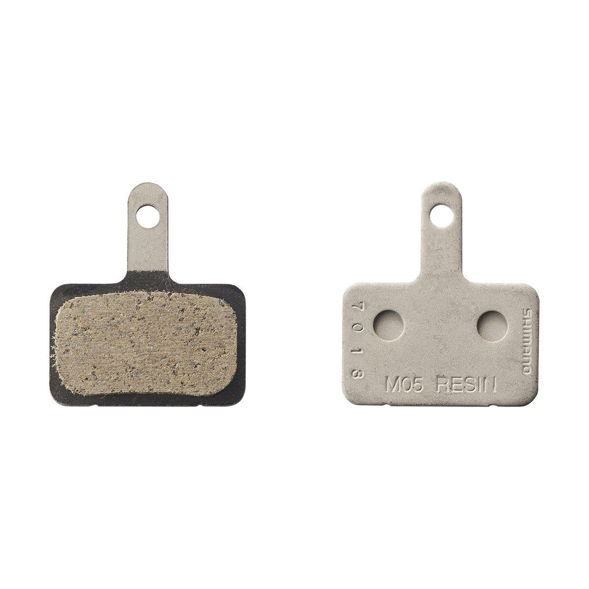 Bremseklods Deore Disk i sæt resin | Bremseskiver og -klodser