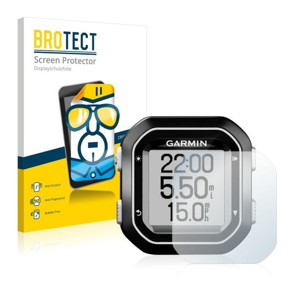 BroTect Skærmbeskyttelse Garmin Edge 25 | Cykelcomputere