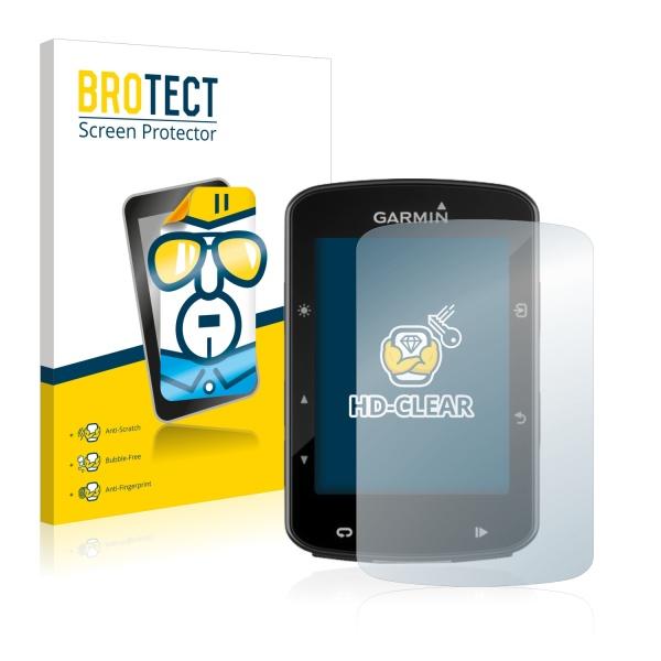 BroTect Skærmbeskyttelse Garmin Edge 520 Plus | Cykelcomputere