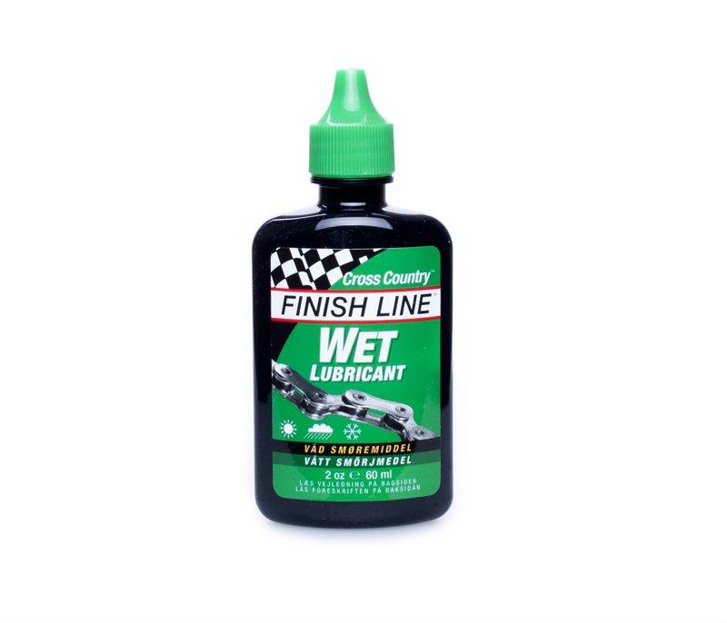 Finish Line Våd Smøring 60 ml | Rengøring og smøremidler