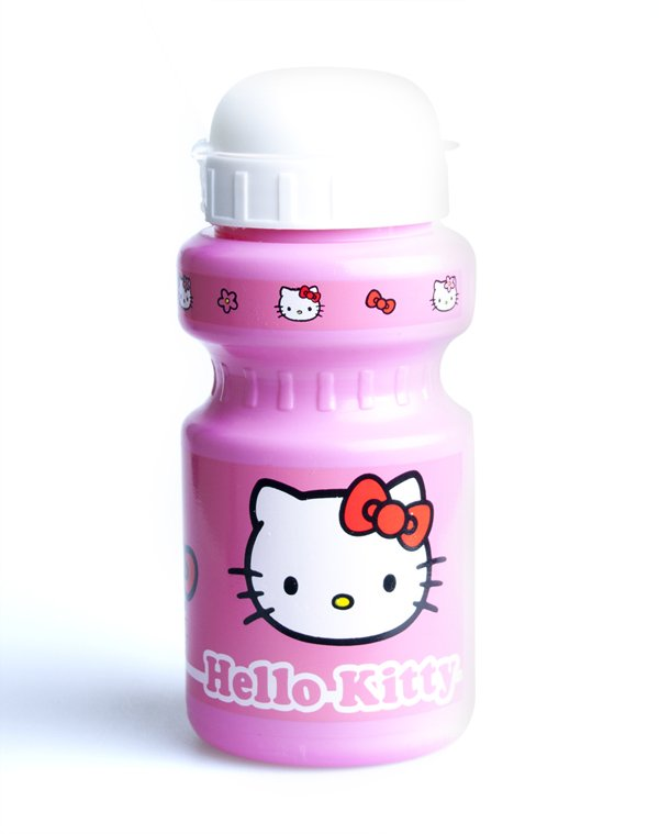 Hello Kitty cykelflaske 300 ml | Bottles