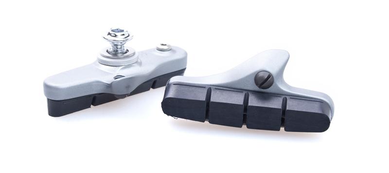 Shimano 6700 bremsesko sæt | Bremseskiver og -klodser