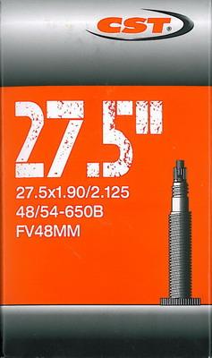 Slange 27,5x1,90/2,125 FV50 mm | Slanger