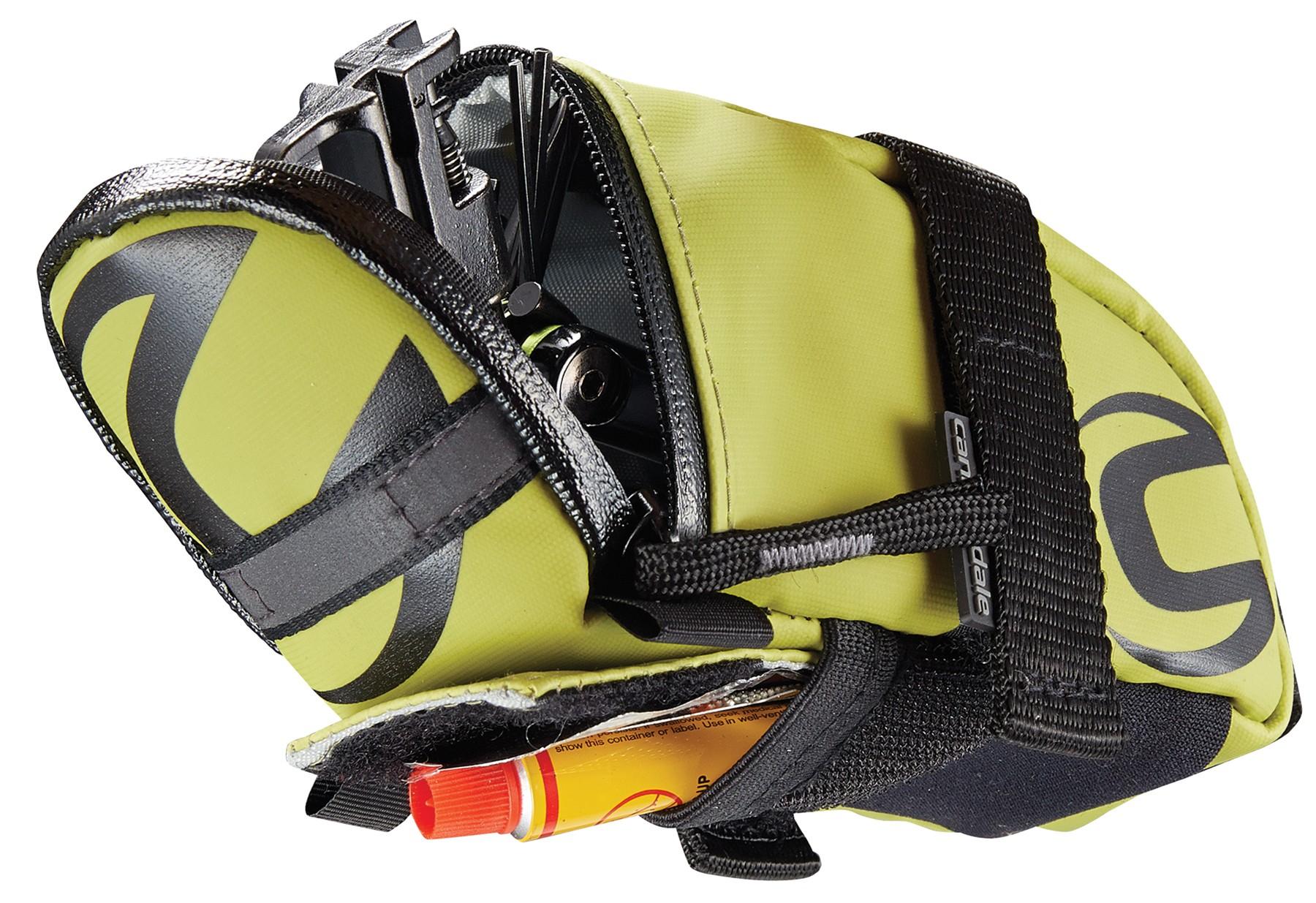 Cannondale Speedster 2 sadeltaske grøn   Saddle bags