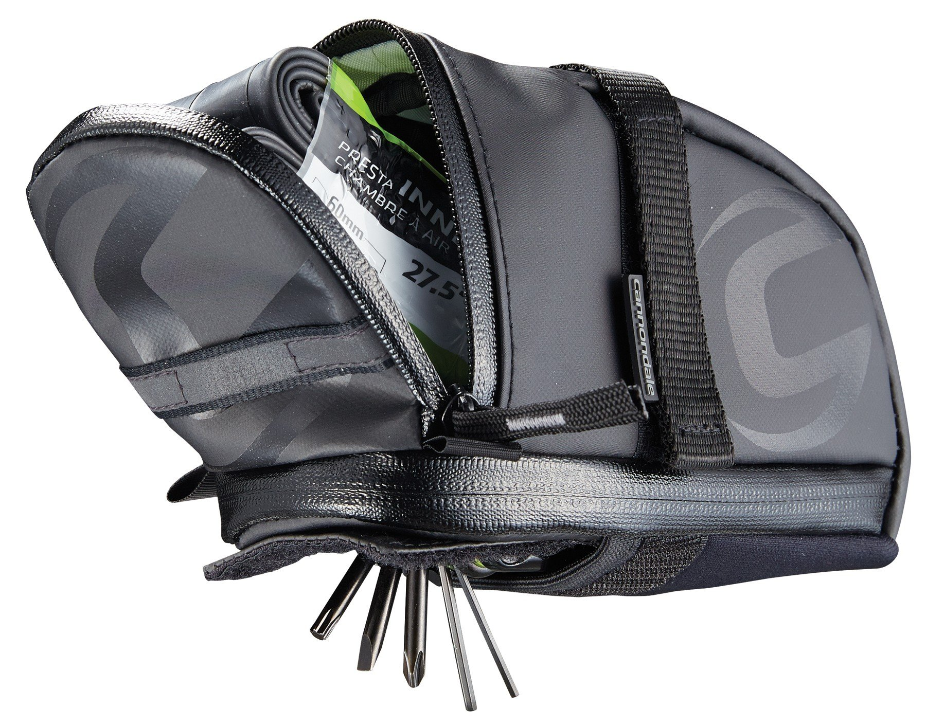 Cannondale Speedster 2 sadeltaske sort | Saddle bags