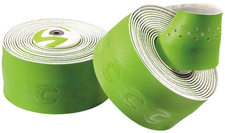 Cannondale Superlight Microfiber Premium styrbånd grøn | Bar tape