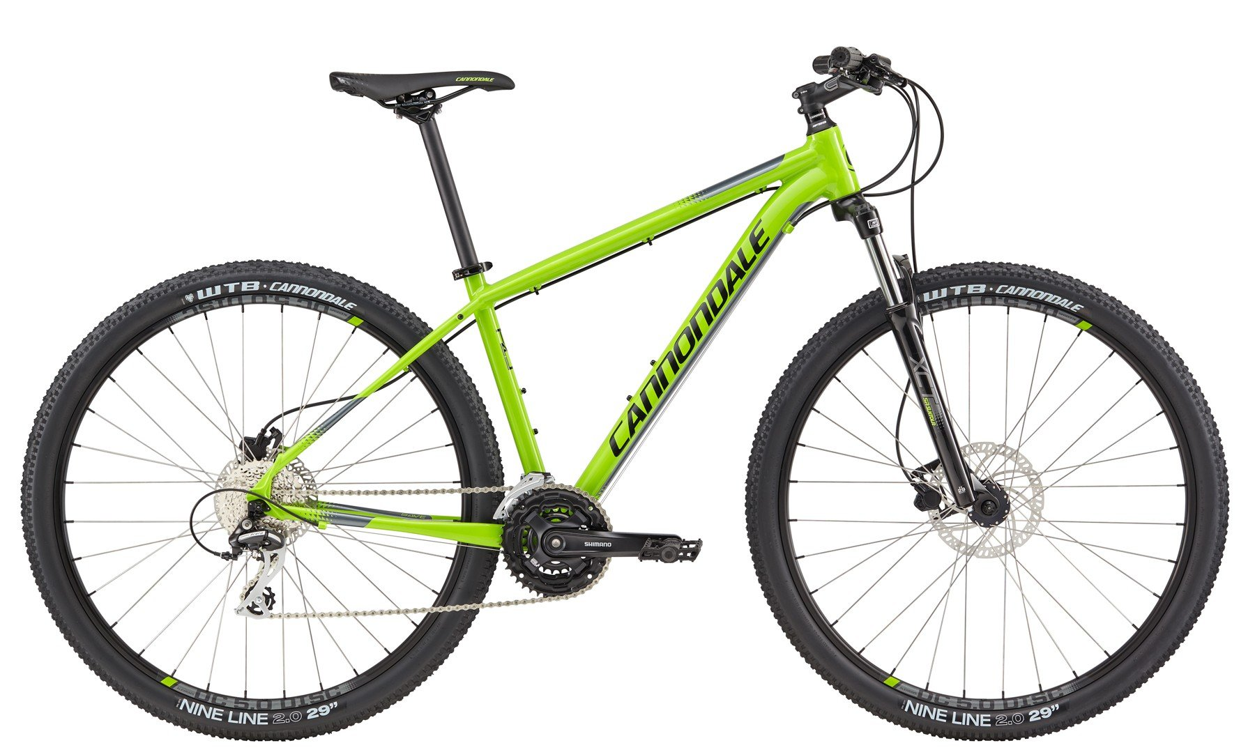Cannondale Trail 6 27,5