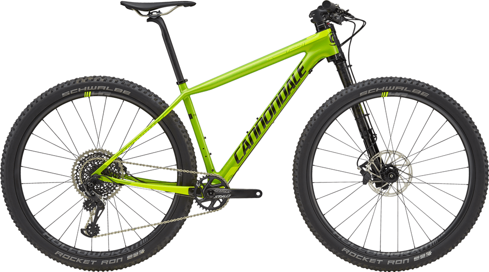 Cannondale F-si carbon 2 - 29 SRAM X01 Eagle, 12-speed - 2018