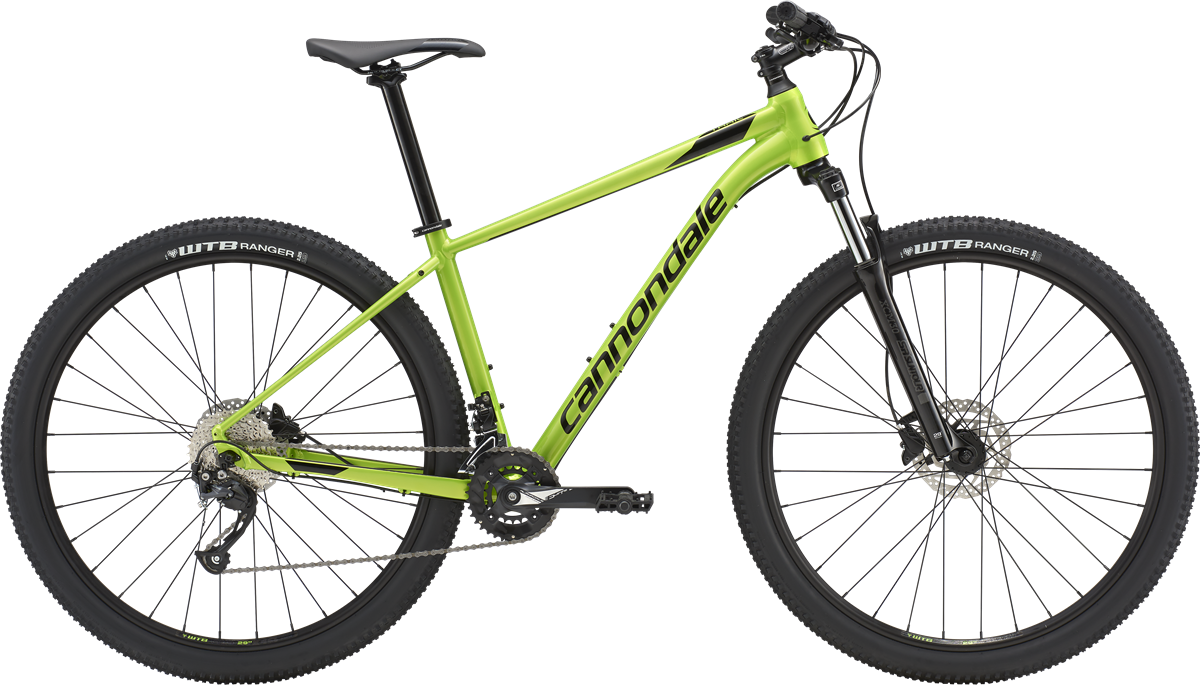 Cannondale Trail 7, 29