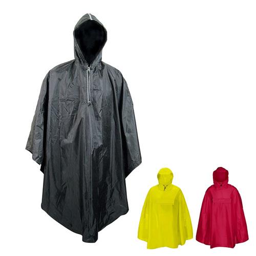 Cavo Rain Poncho One Size flere farver