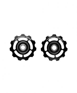 CeramicSpeed Keramiske Pulleyhjul Sort XT/XTR 11-Speed Alu   Pulleyhjul