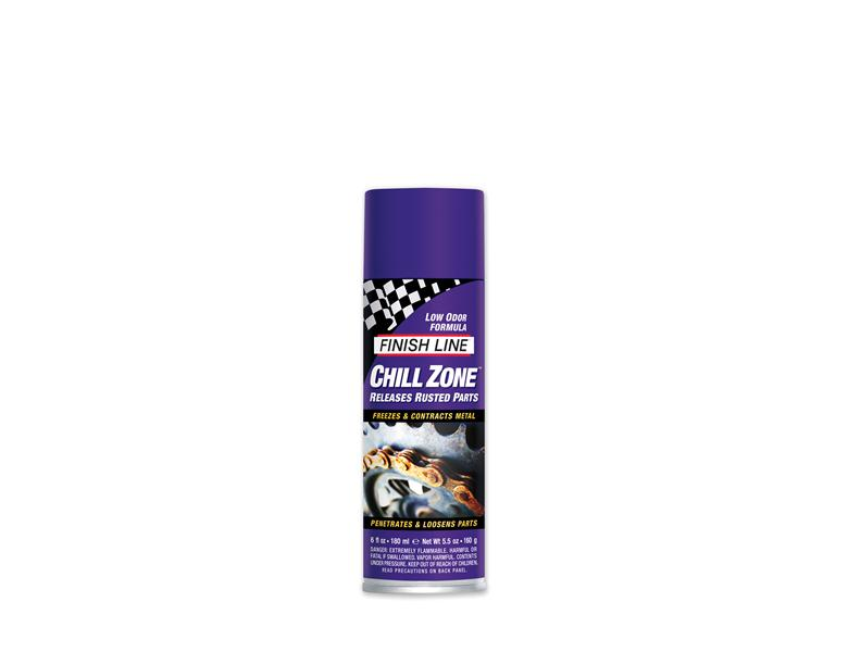 Finish Line Chill Zone rustopløser 240ml | polish_and_lubricant_component