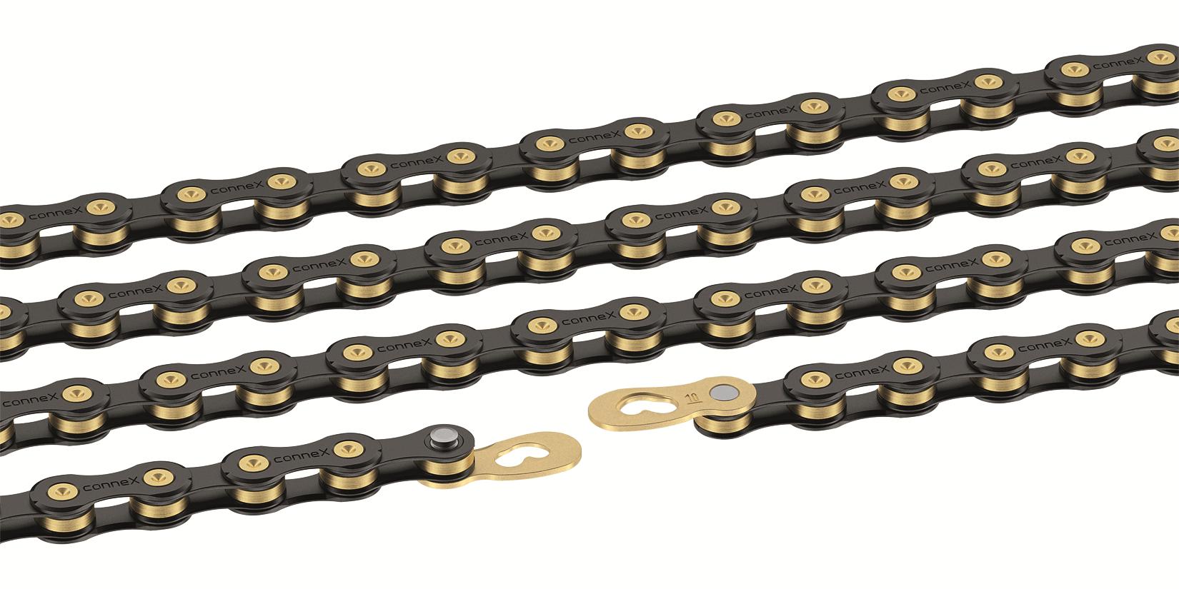 Connex 10sB Black Edition 10 Speed Kæde   Kæder