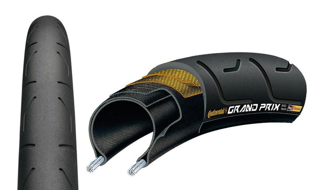 Continental Grand Prix 700x25 foldedæk | Dæk