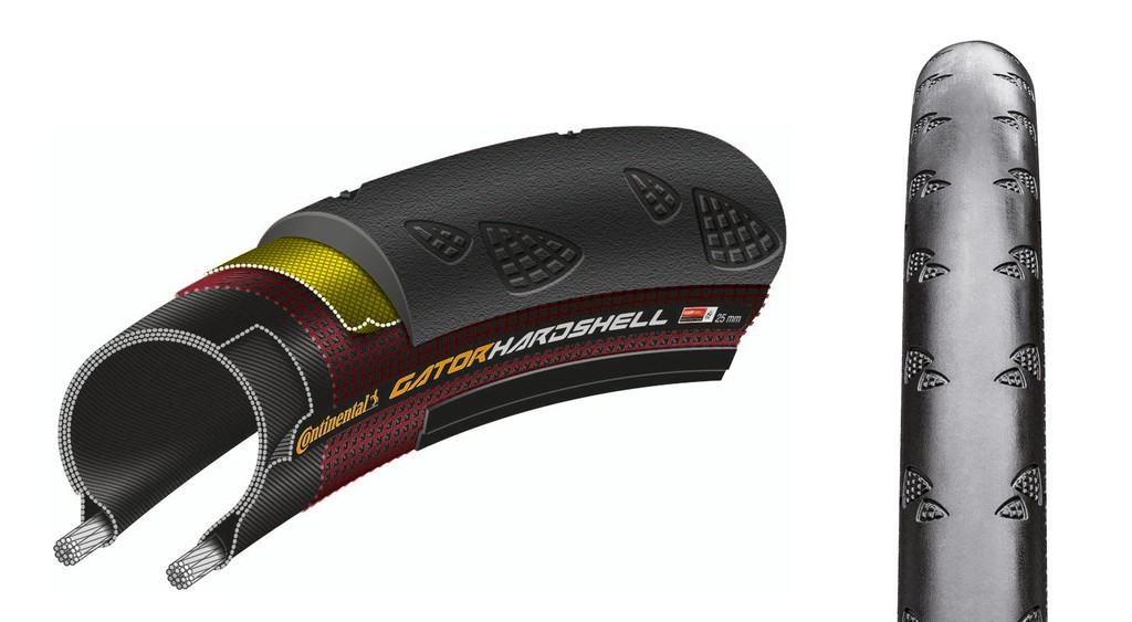 Continental Gator Hardshell 700x28c | Dæk