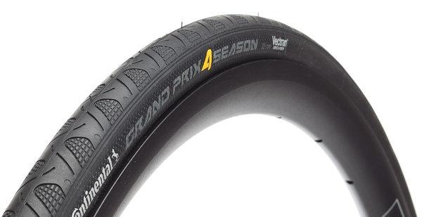 Continental Grand Prix 4 Season 700x28 Vectran Breaker Black Edition   Tyres