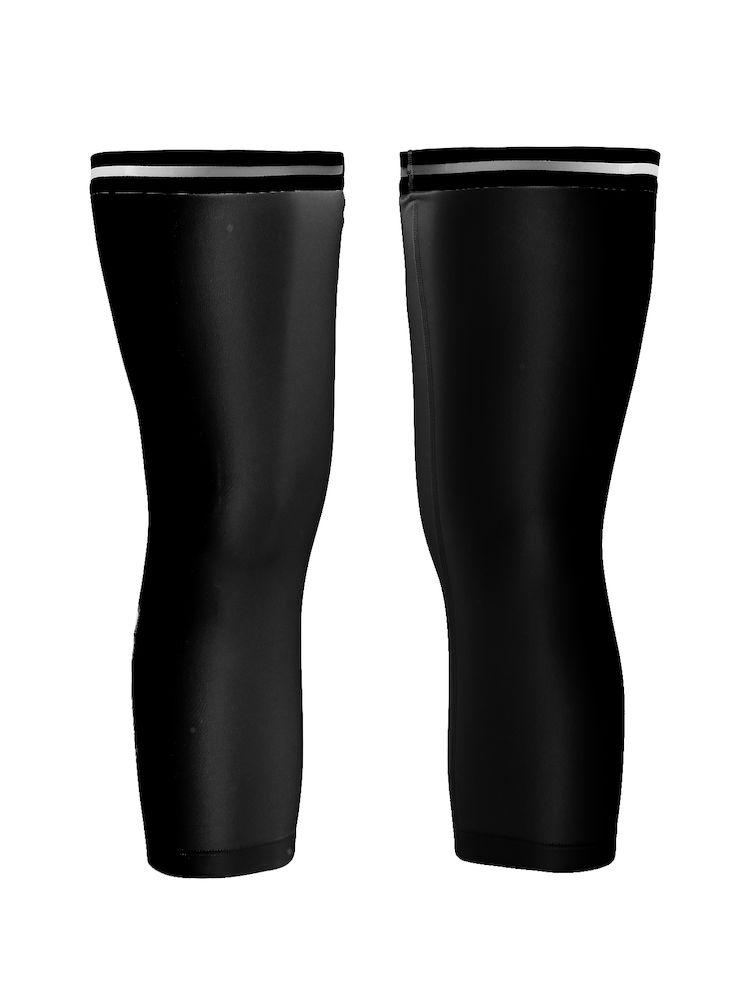 Craft løse knæ sort light | Arm- og benvarmere