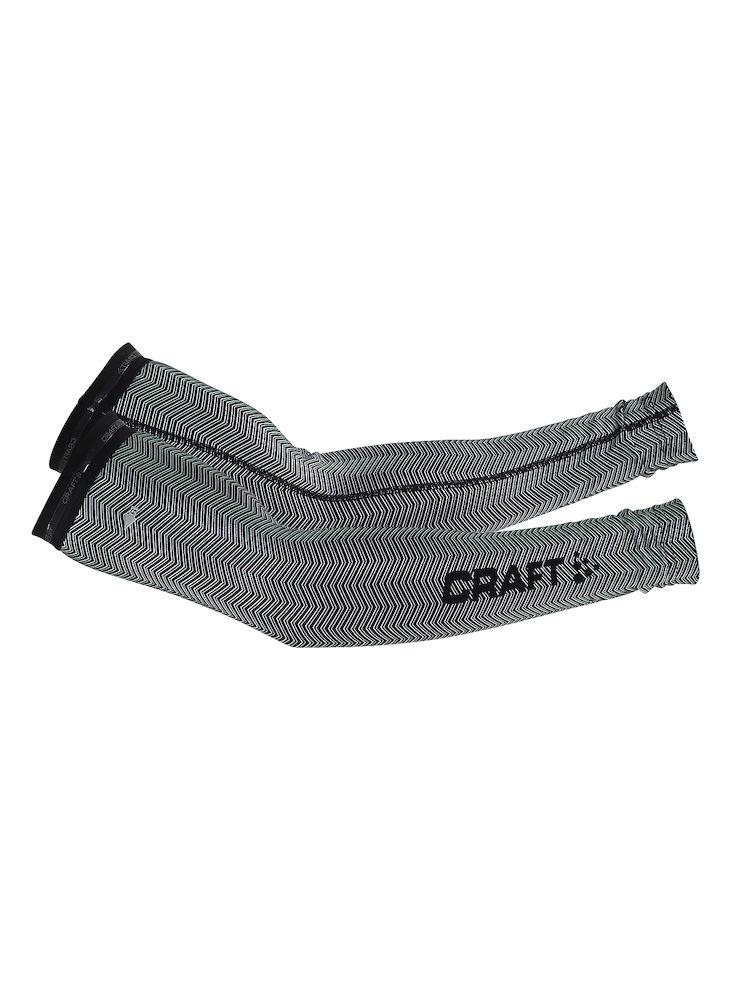 Craft Shield løse ærmer sort/refleks | Arm- og benvarmere
