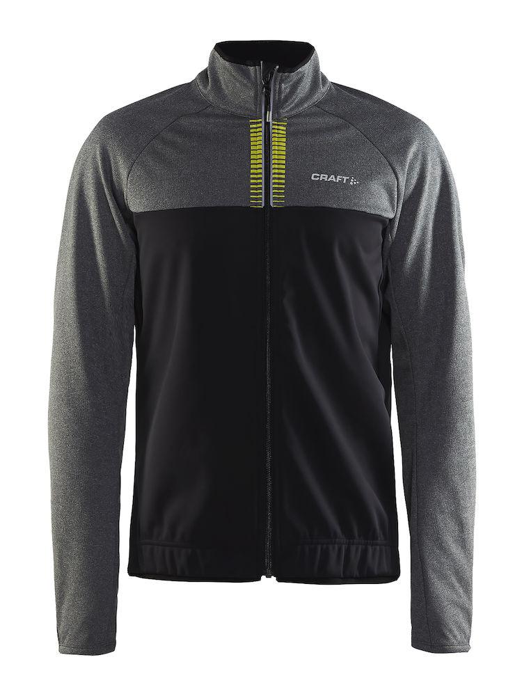 Craft Rime jakke sort / grå | Jakker