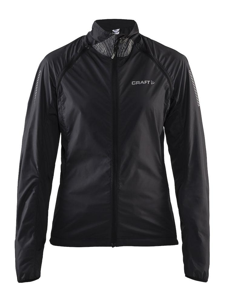 Craft Velo Convert jakke sort til kvinder | Jakker