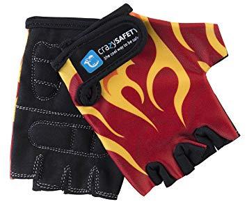 Crazy Safety Børne Cykelhandsker Chinese Dragon   Gloves