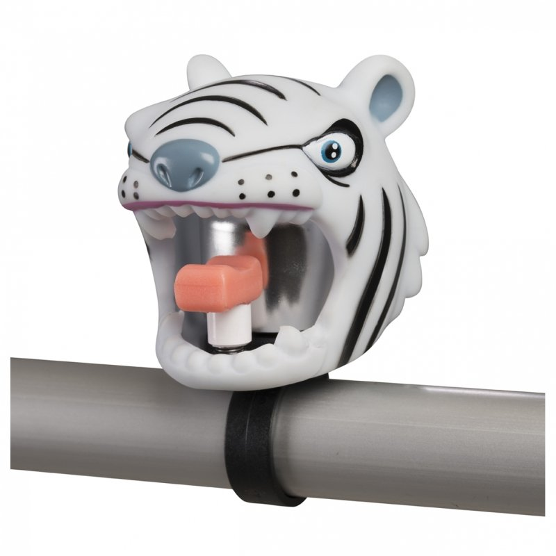 Crazy Safety White Tiger Ringeklokke | Ringklokker
