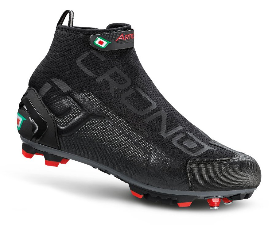 Crono CW-1 MTB sko/støvle sort | Shoes and overlays