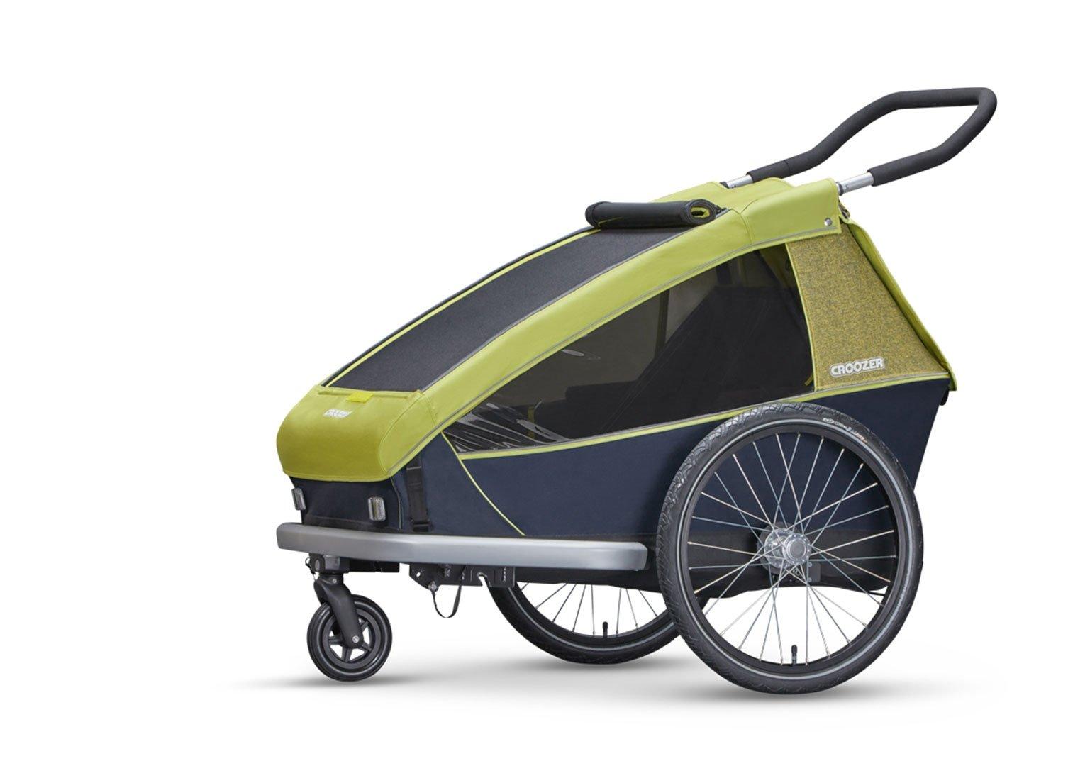 Cykeltrailer med plads til 2 børn | bike_trailers_component