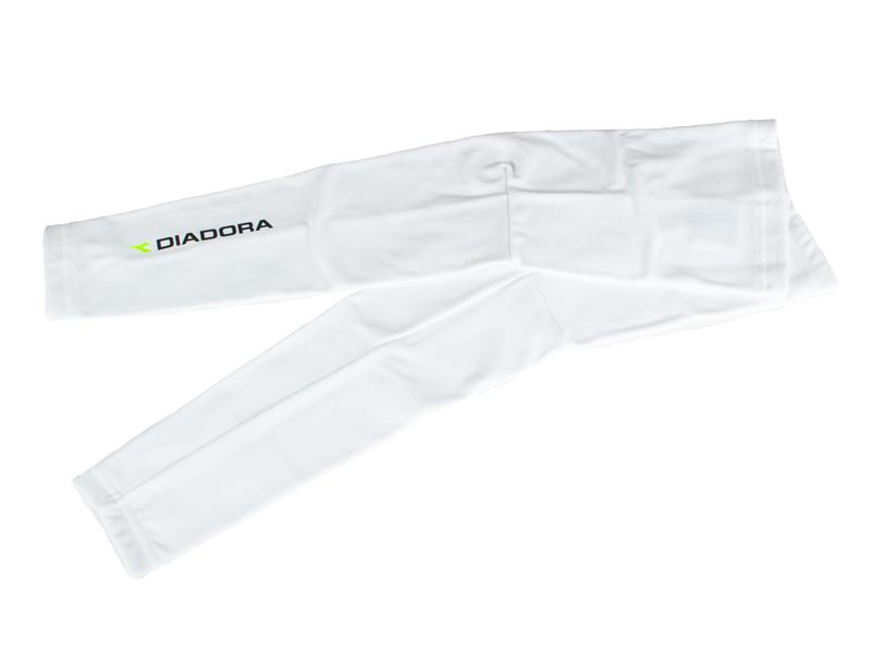 Diadora løse ben hvid | Arm- og benvarmere