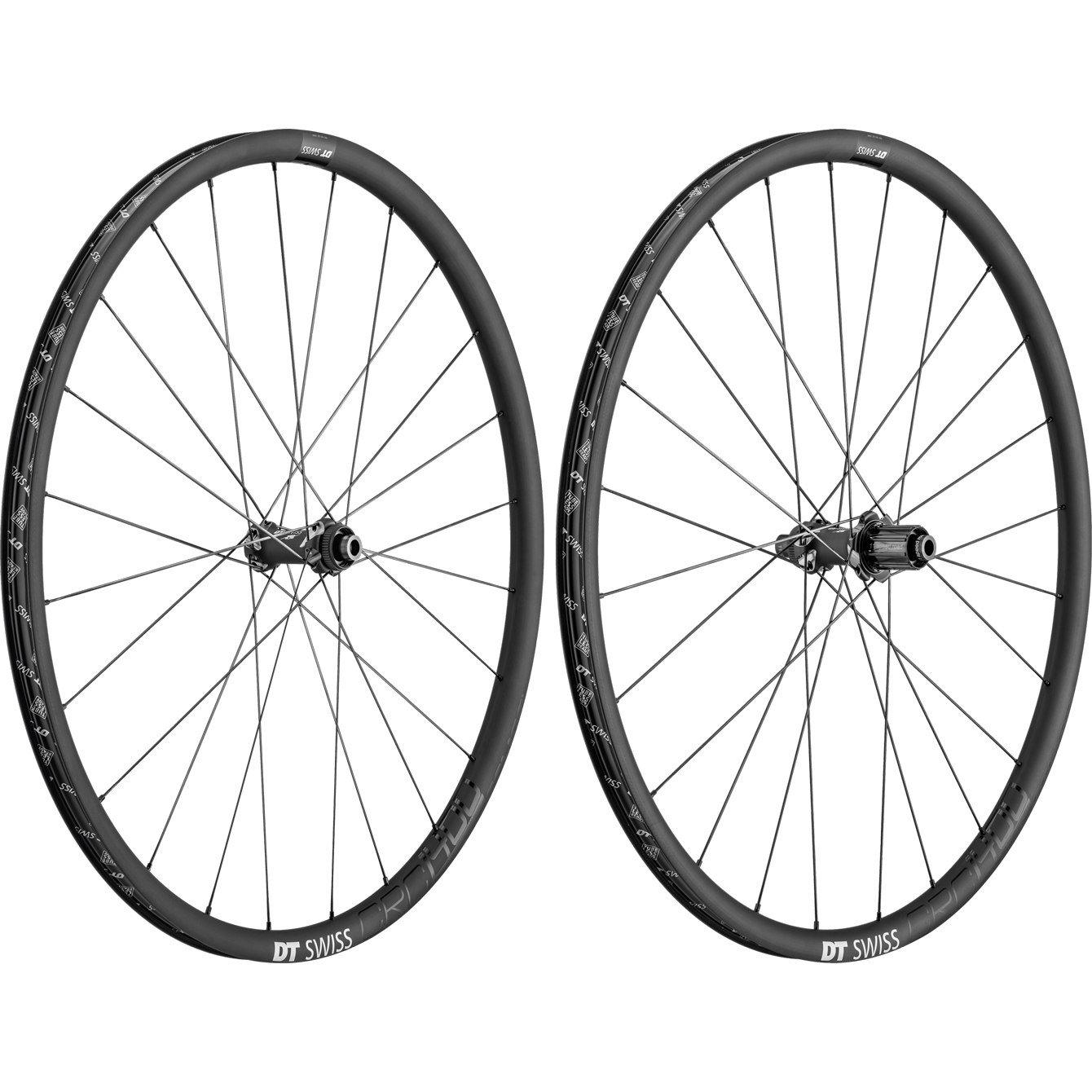 DT Swiss CRC 1400 Spline Carbon Hjulsæt   Hjulsæt